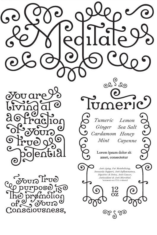 custom letters  best of 2010  day 1  u2014 lettercult