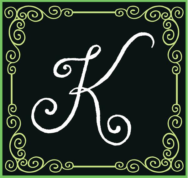 letter K photos